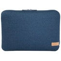 "Hama ""Jersey"" Notebook Sleeve, up to 40 cm (15.6""), blue"