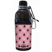 Long Paws Princess 500ml Pet Water Bottle