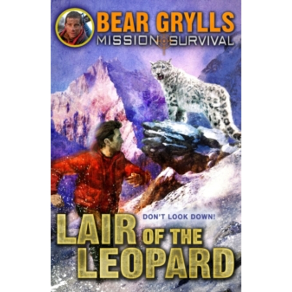 Mission Survival 8: Lair of the Leopard by Bear Grylls (Paperback, 2015)