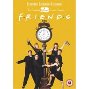 Friends Season 2 - Extended Edition DVD