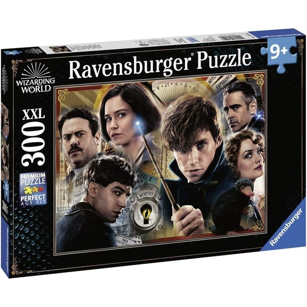 Fantastic Beasts: Crimes of Grindelwald Jigsaw Puzzle - 300XXL  Pieces