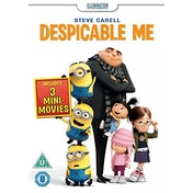 Despicable Me (2017 Edition) DVD