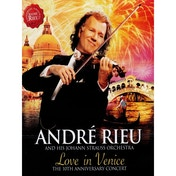 Andre Rieu - Love in Venice: The 10th Anniversary Concert DVD