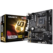 Gigabyte GA-AB350M-HD3 AMD B350 Socket AM4 Micro ATX motherboard