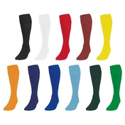 Precision Plain Football Socks Adult
