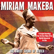Miriam Makeba - The Sweet Sound Of Africa CD