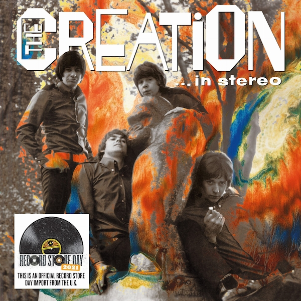 The Creation - In Stereo Clear Vinyl