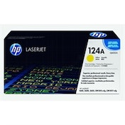 HP Q6002A (124A) Toner yellow, 2K pages @ 5% coverage