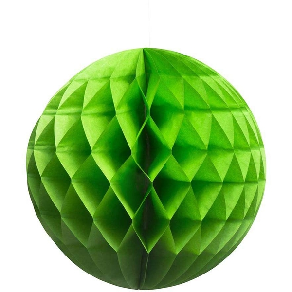 Globo Honeycomb Decoration (Green)
