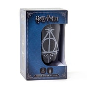 Harry Potter Deathly Hallows Coloured Glass