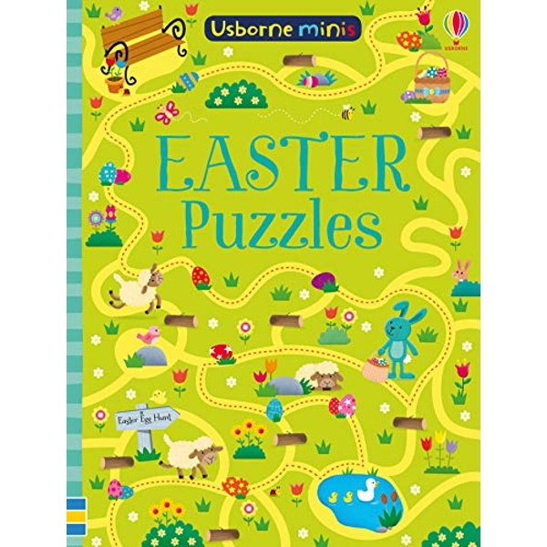 Easter Puzzles  Paperback / softback 2019