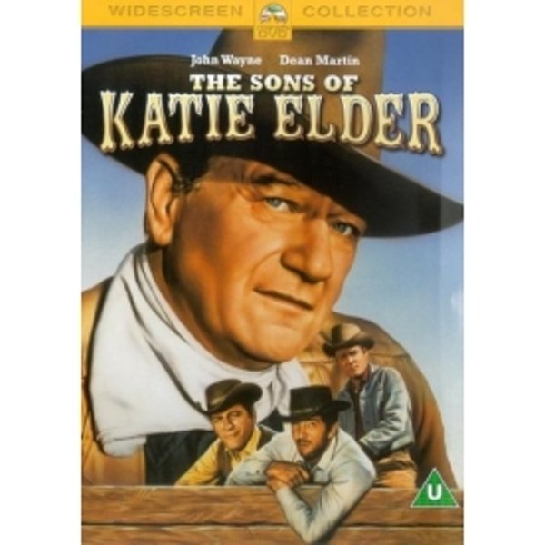 The John Wayne Collection - The Sons Of Katie Elder DVD