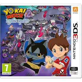 Yo Kai Watch 2 Psychic Specters 3DS Game