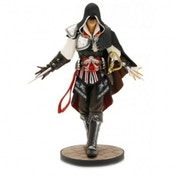Ezio Premium (Assassin's Creed II) PVC 24cm Black Statue
