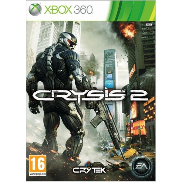 Crysis 2 II Game Xbox 360 - Image 1