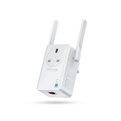 TP-Link TL-WA860RE  WiFi Range Extender with AC Passthrough UK Plug