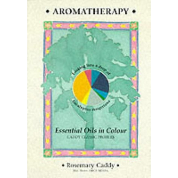 Aromatherapy: Essential Oils in Colour by Rosemary Caddy (Paperback, 2005)
