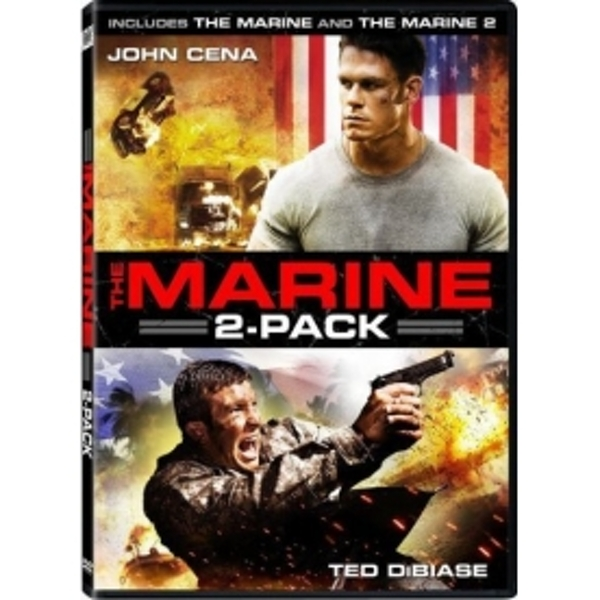 The Marine & The Marine 2 DVD