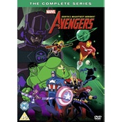 The Avengers: Earth's Mightiest Heroes Complete Series DVD