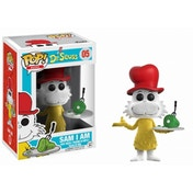 Sam I Am Flocked (Dr Seuss) Funko Pop! Vinyl Figure