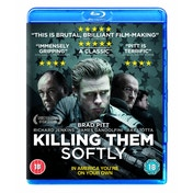 Killing Them Softly Blu Ray