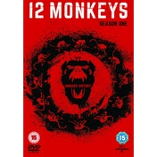 12 Monkeys - Season 1 DVD