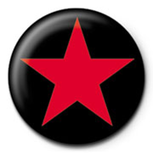 Star - Red Badge