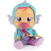 Cry Babies Fantasy Nessie Interactive Doll