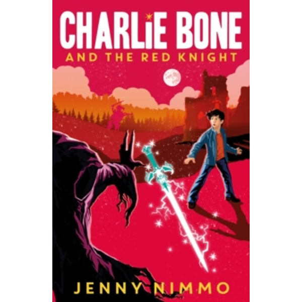 Charlie Bone and the Red Knight : 8