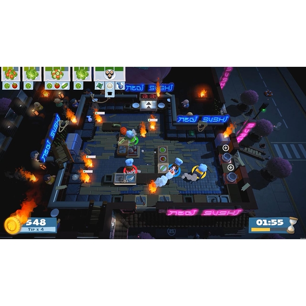 Overcooked! 2 PS4 Game - Image 3