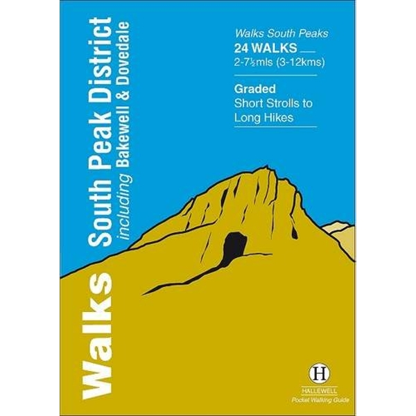 Walks South Peak District: Including Bakewell and Dovedale by Richard Hallewell (Paperback, 2008)