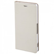 Hama Slim Booklet Case for Samsung Galaxy A3 (White)