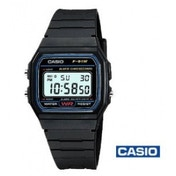 Casio F-91W-1YEF Mens Resin Digital Watch