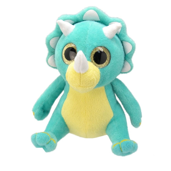 Orbys Triceratops 15cm Plush