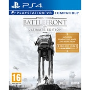 Star Wars Battlefront Ultimate Edition PS4 Game (PSVR Compatible)
