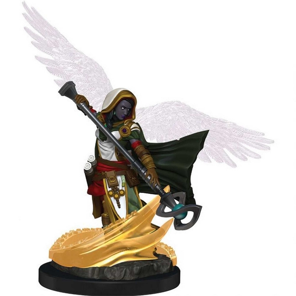 D&D Icons of the Realms Premium Figures - Aasimar Female Wizard