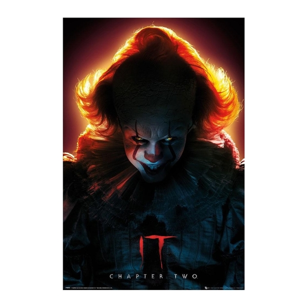 IT Chapter 2 - Pennywise Maxi Poster