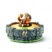 Bash (Skylanders Spyro's Adventure) Earth Character Figure - Image 2