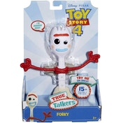 Disney Pixar Toy Story 4 True Talkers 7 Inch Figure - Forky