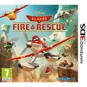 Disney Planes Fire and Rescue 3DS Game