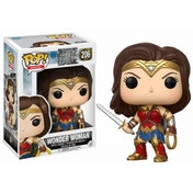 Wonder Woman (Justice League Movie) Funko Pop! Vinyl Figure