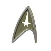 Star Trek Beyond Command Insignia Magnetic Badge