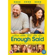 Enough Said DVD