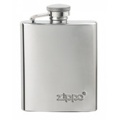 Zippo 3 oz Stainless Steel Flask High Polished Chrome