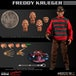 Freddy Krueger (Nightmare On Elm Street) One:12 Collective Figure - Image 2