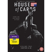 House of Cards: Season 2 DVD