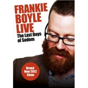 Frankie Boyle Live The Last Days Of Sodom DVD