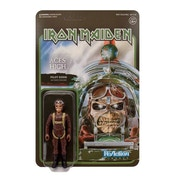 Aces High Pilot Eddie (Iron Maiden) ReAction Action Figure