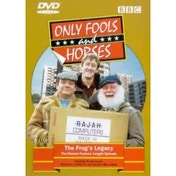 Only Fools and Horses Frogs Legacy DVD