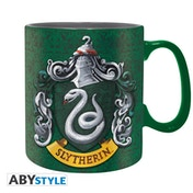Harry Potter - Slytherin Green Mug